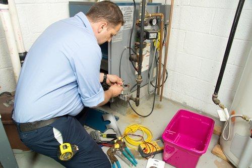 Replacing air conditioner