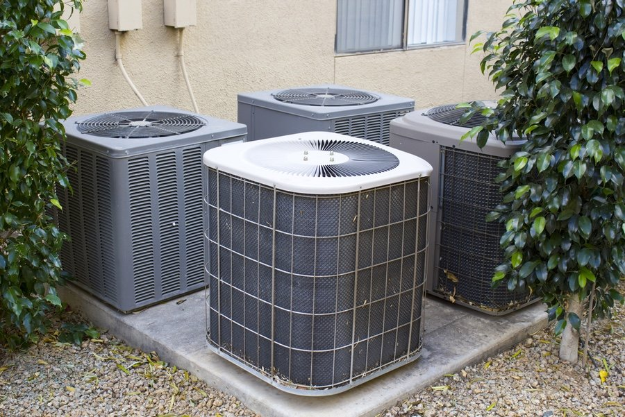 Common problems with AC units can include-