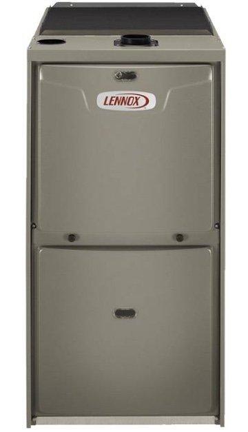 Lennox brand furnace